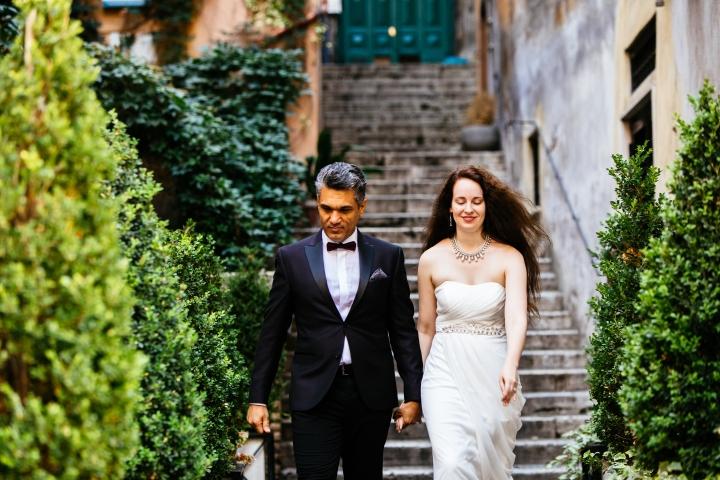 amin wedding